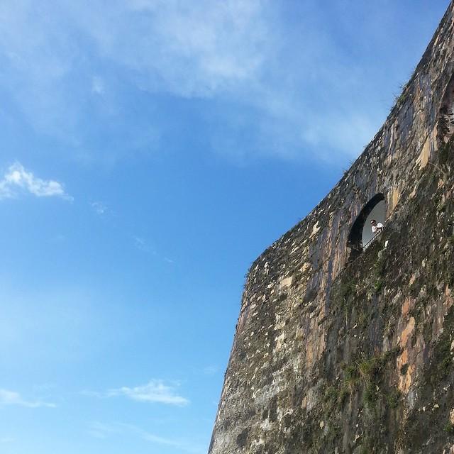 Morro wall