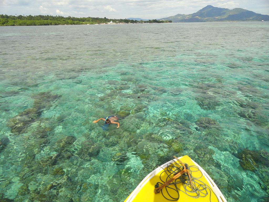 Snorkeling, Pulau Bunaken, Sulawesi
