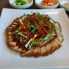 #bossom. #Korean #pork #belly dish