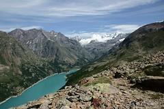 Dal bivacco Reboulaz al rifugio Nacamuli (Valle D'Aosta)