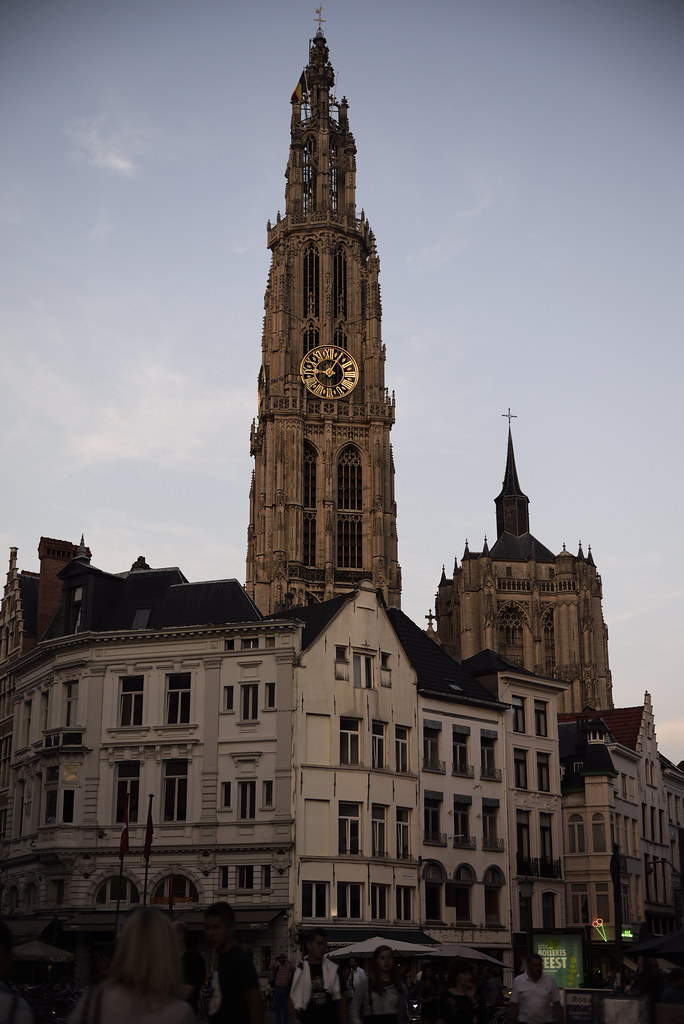 Twilight in Antwerp 2