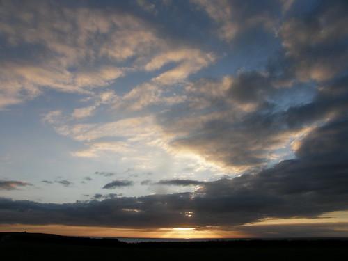 Tudweiliog sunset V
