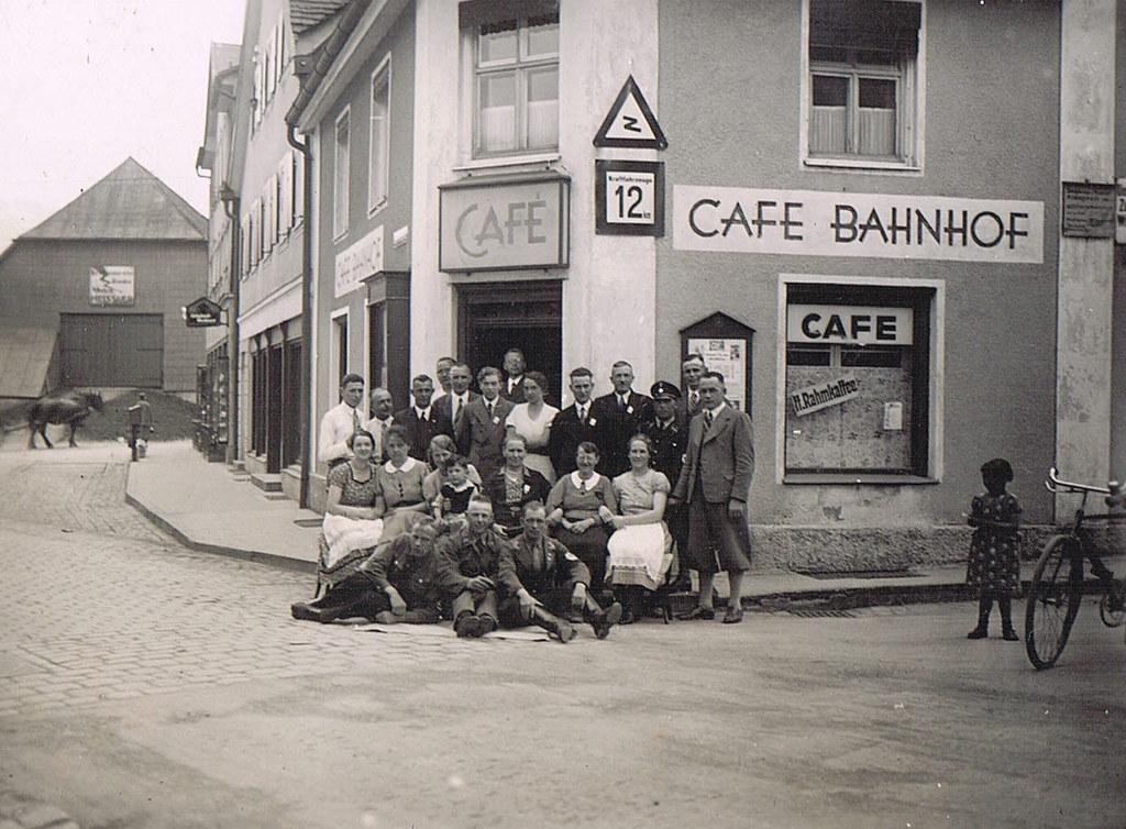 Cafè Bahnhof