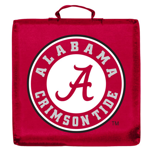 Alabama Crimson Tide Stadium Cushion