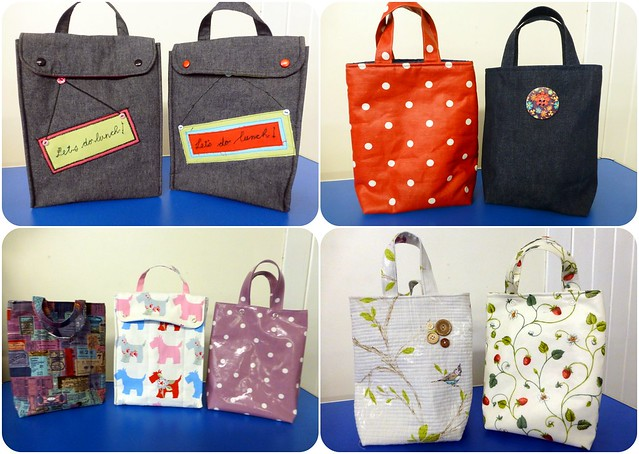 Lunchbags Workshop Sept'14