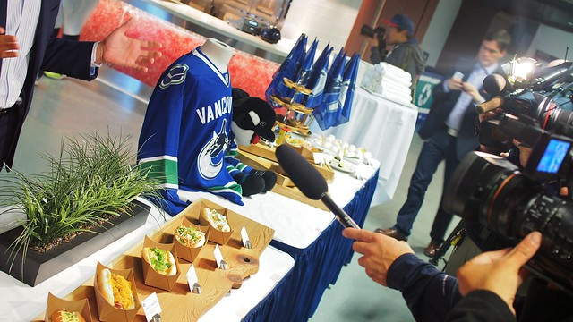Canucks Hospitality Tour | Rogers Arena