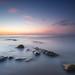 Sunset @ Saint Honorine des Pertes (Normandy)