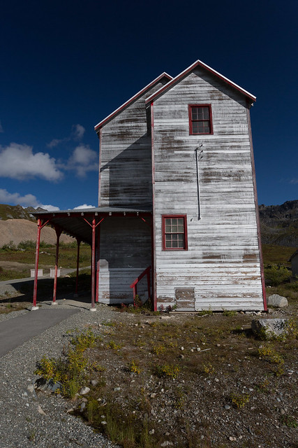 Independence Mine, Willow Alaska