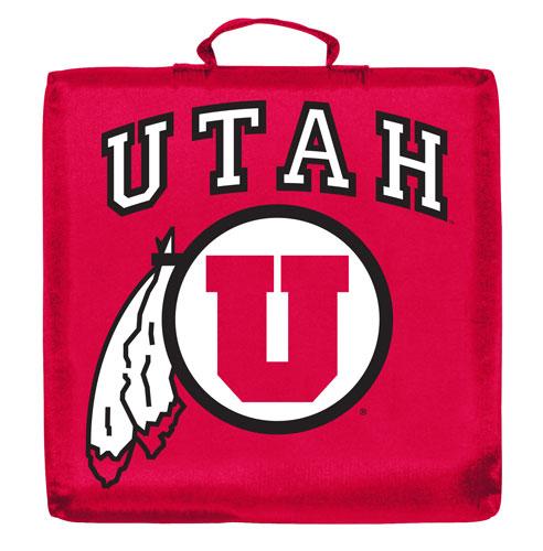 Utah Utes Stadium Cushion