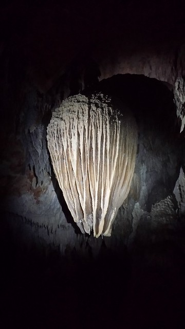 crystal cave belize