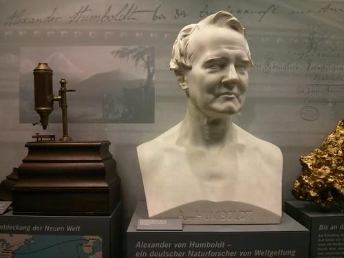 Alexander von Hombolt!