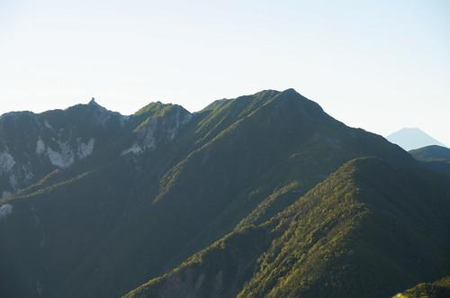 Mt. Houô, Japan Alps