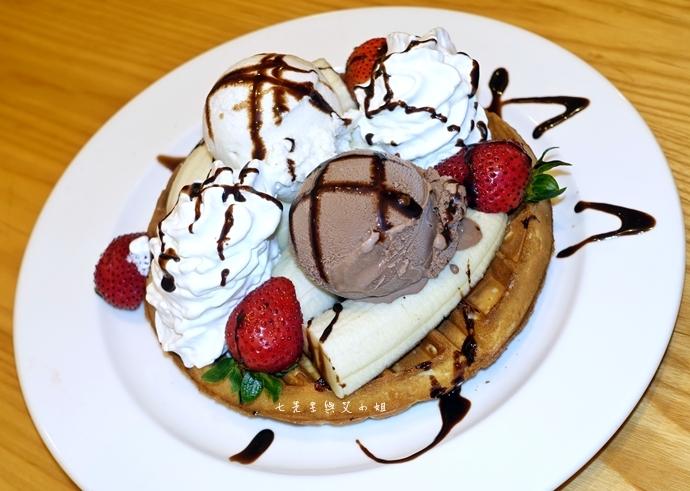 11 Coldstone 夢時代 輕食 榛果冰淇淋