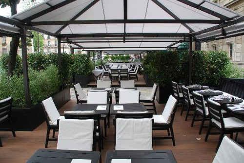 Restaurante La Societe Paris