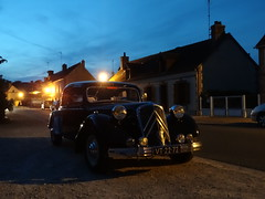 80 Jahre Citroen Traction Avant 2014 La Ferte-Vidame 675