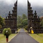 Near Danau Beratan Central Bali