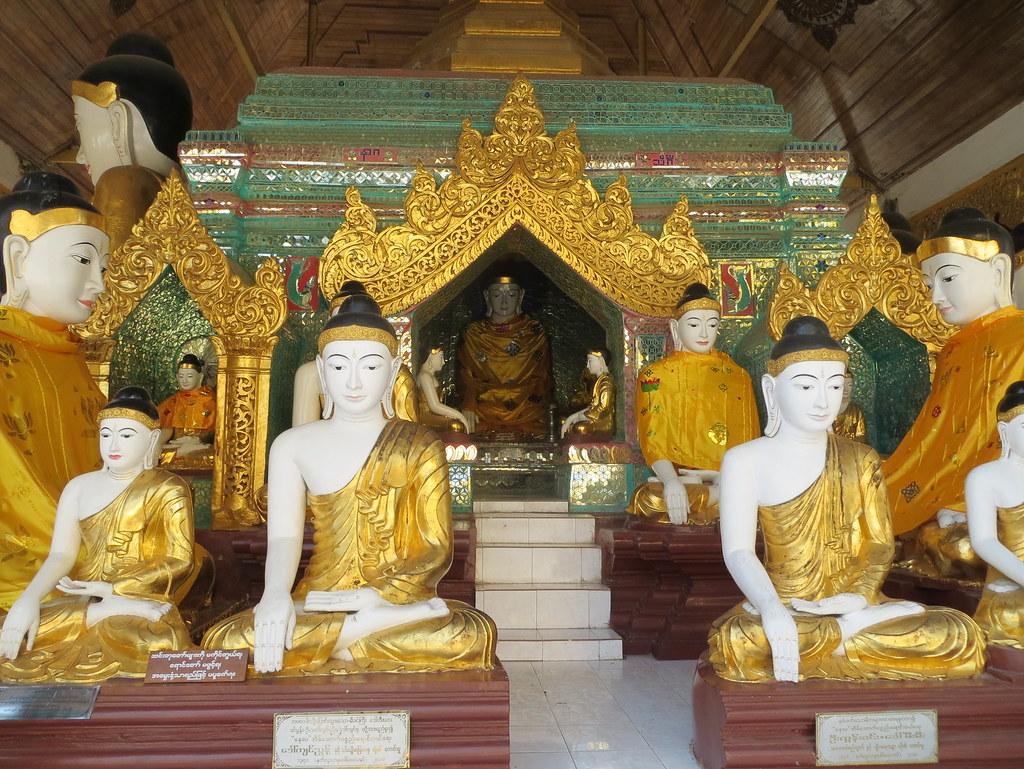 Bangkok ja Yangon 554