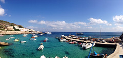 Levanzo Harbour