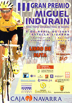 G.P. Miguel Indurain 2001