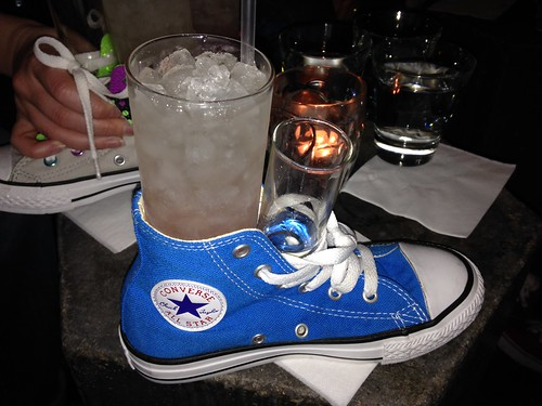 The Curious Gincident about the Grog and the High-Top