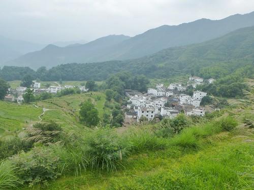 Jiangxi-Wuyuan-Montagnes et lac (43)