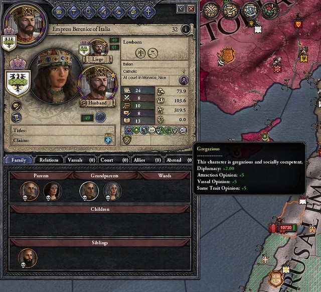 Crusader King 2