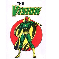 The Vision. #comics