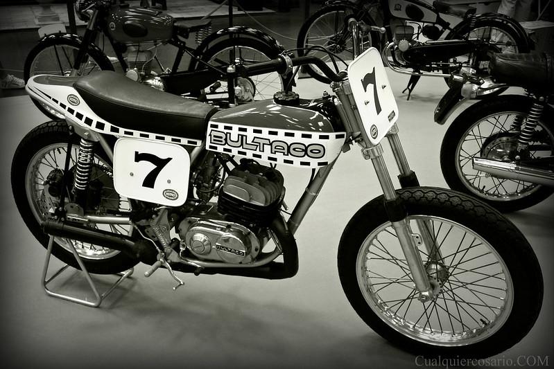 """Bultaco """"Astro"""" - Historias en 2 ruedas"""