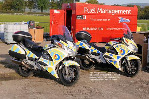 Rapid response bikes