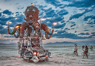 El Pulpo Mechanico