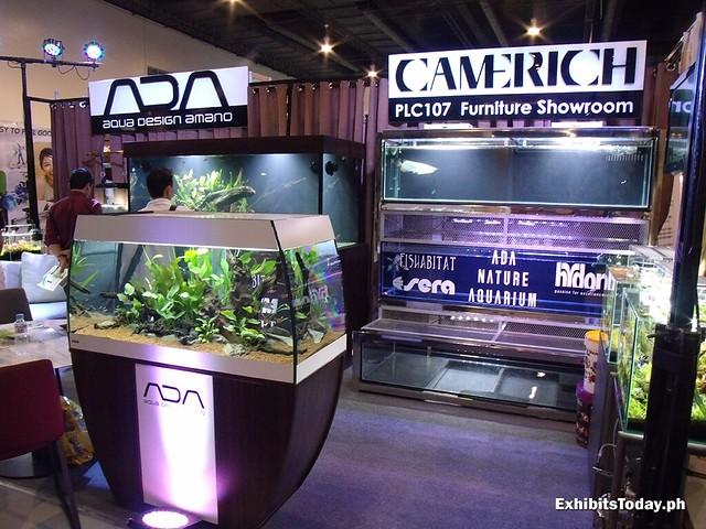 Aqua Design Amano Booth
