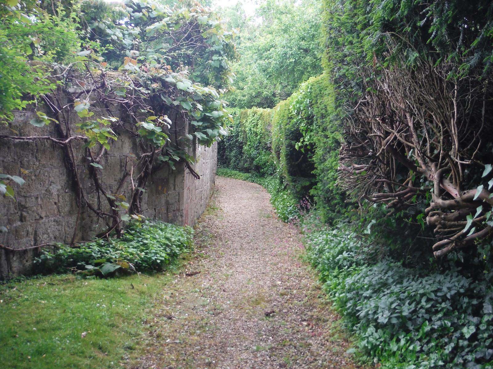 towards St. Michael, Compton Chamberlayne SWC Walk 249 Tisbury Circular via Dinton and Fovant