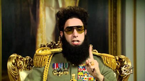 大獨裁者落難記
