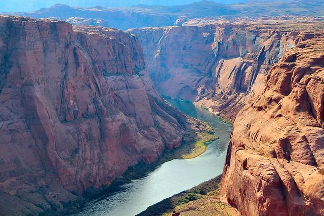 I canyon dell'Arizona