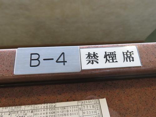 佐賀競馬場のロイヤル席B席