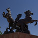 Monumento los Potrillos por Moyses Gamboa P