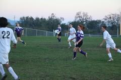 JV Boys & GIrls Soccer Scrimmage - 12