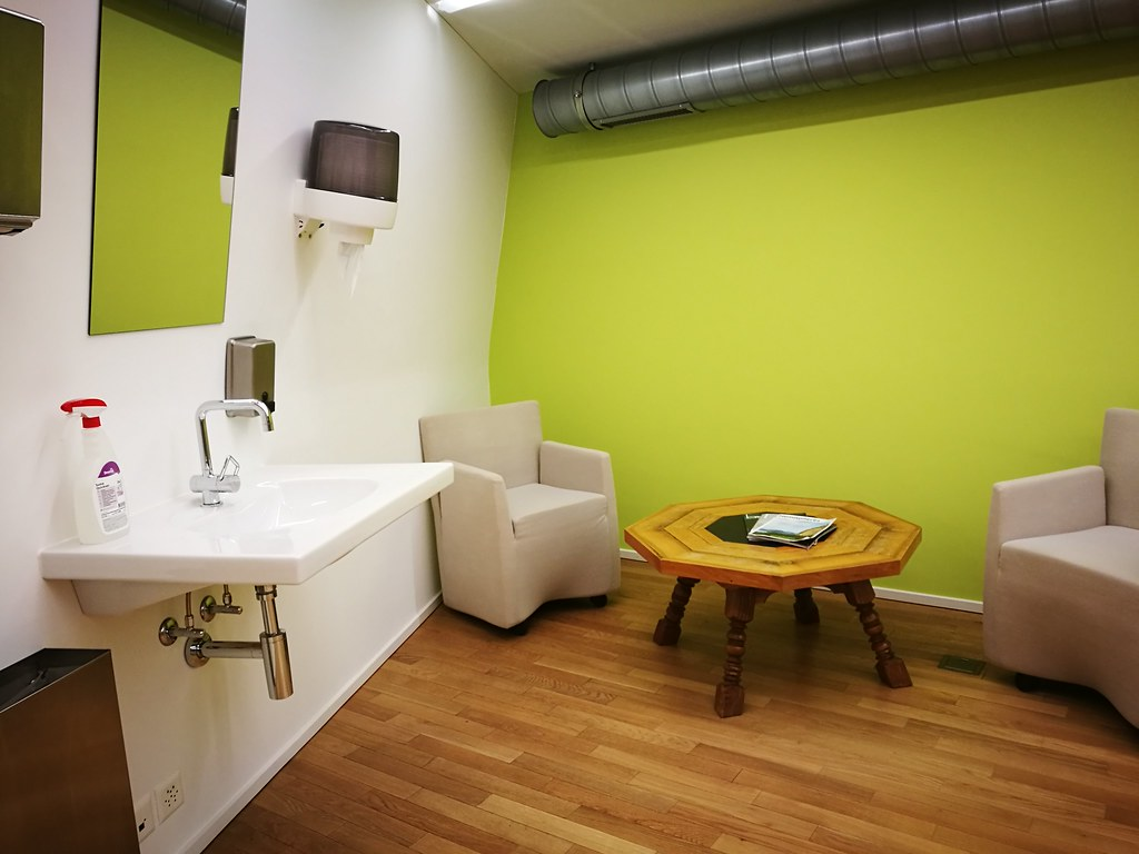 Lounge spa