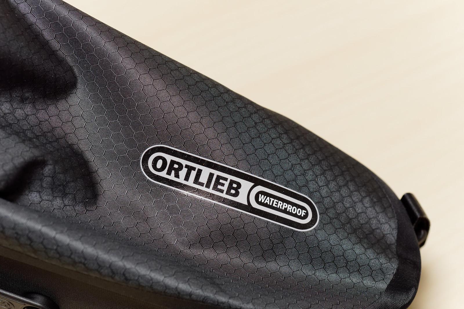 ORTLIEB Saddle Bag L