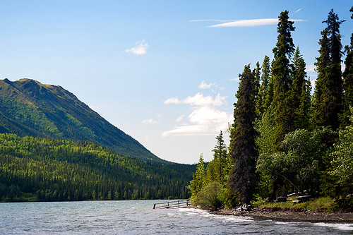 Iskut, Northern British Columbia, Canada