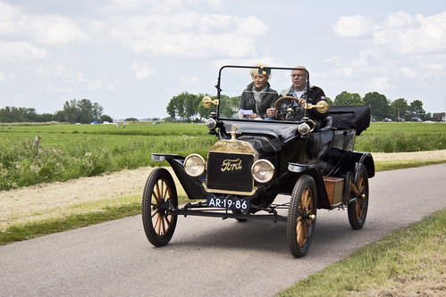 Ford Model T Touring 1914 (8367)