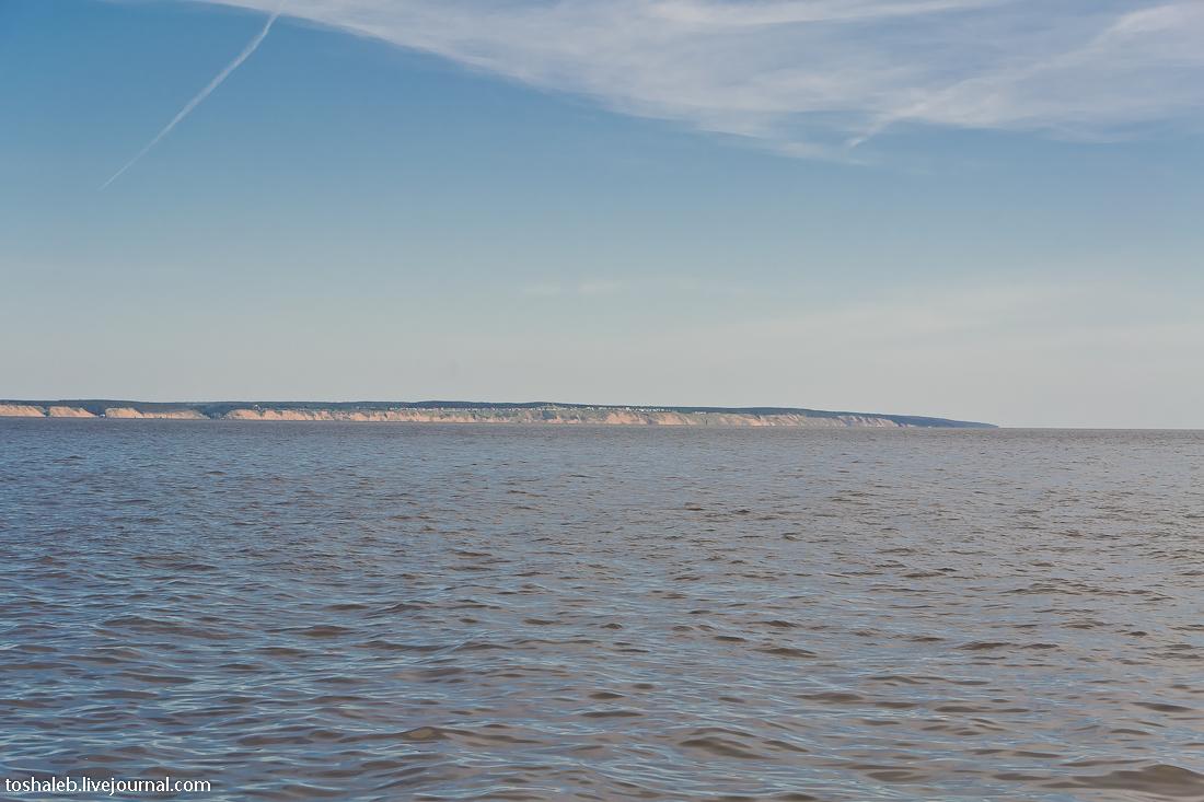 Куйбышевское водохранилище-27