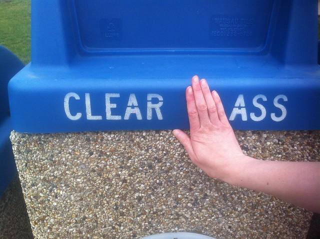 Clear Ass