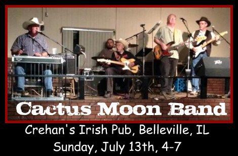 Cactus Moon Band 7-13-14