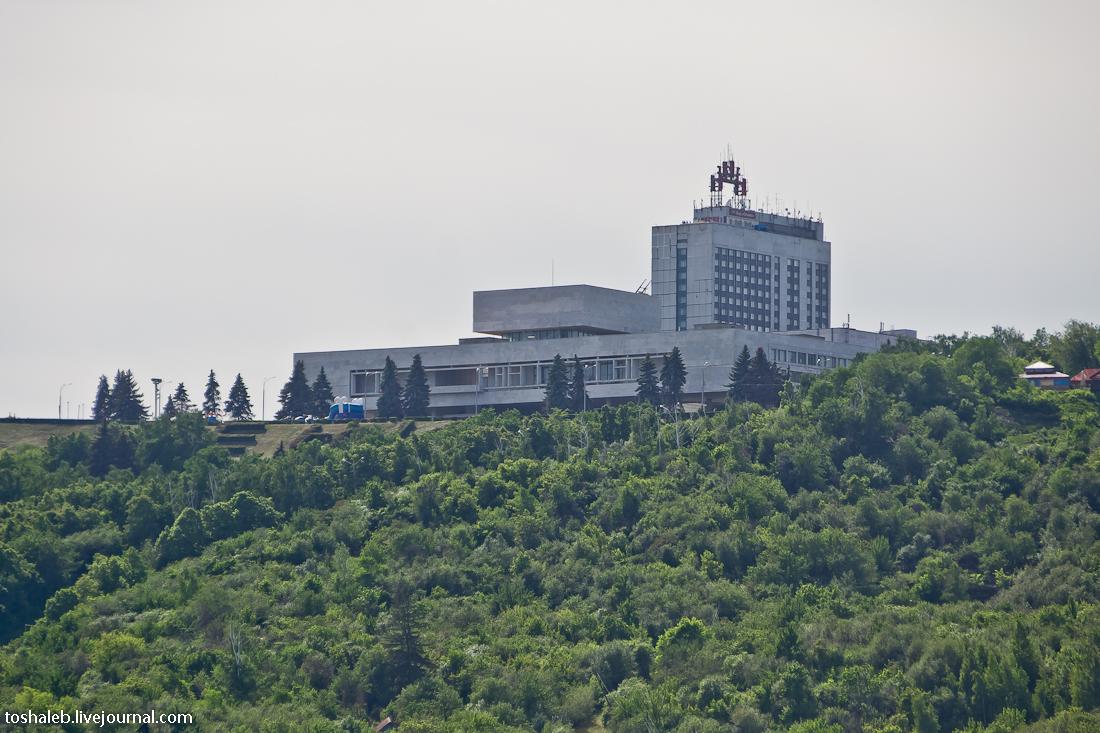 Куйбышевское водохранилище-54