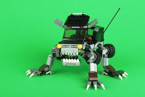 A Predatory SUV