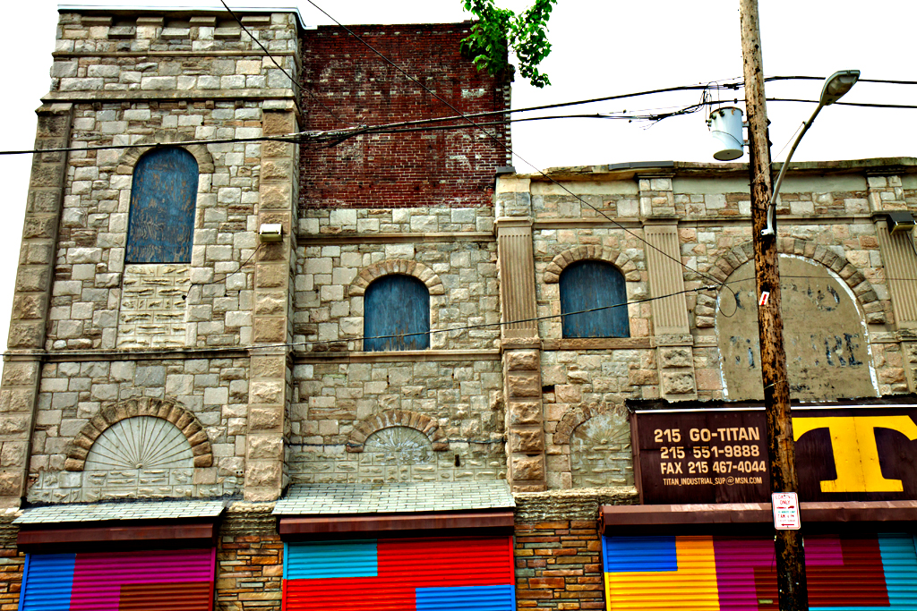 Stone-building-at-7th-and-Snyder-on-6-8-14--South-Philly
