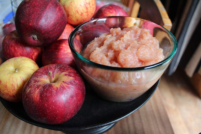 Red Delicious & Royal Gala Apple Puree