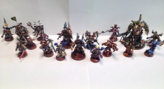 My Black Legion Warband Champions (so far) Part2 A