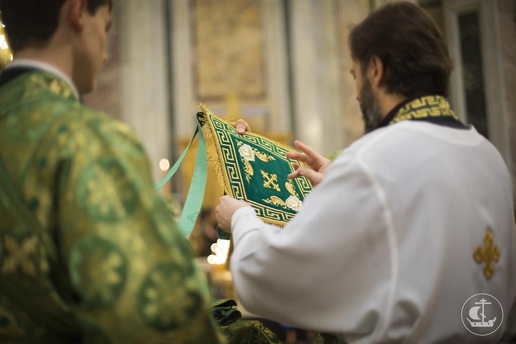 12 июня 2014, День памяти св. Исаакия Далматского / 12 June 2014, Day of Remembrance of St. Isaac of Dalmatia